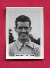Blackburn Rovers Ronnie Clayton (Col)